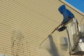 Pressure Washing & Painting